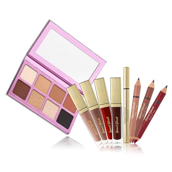 sweet street cosmetics lucire