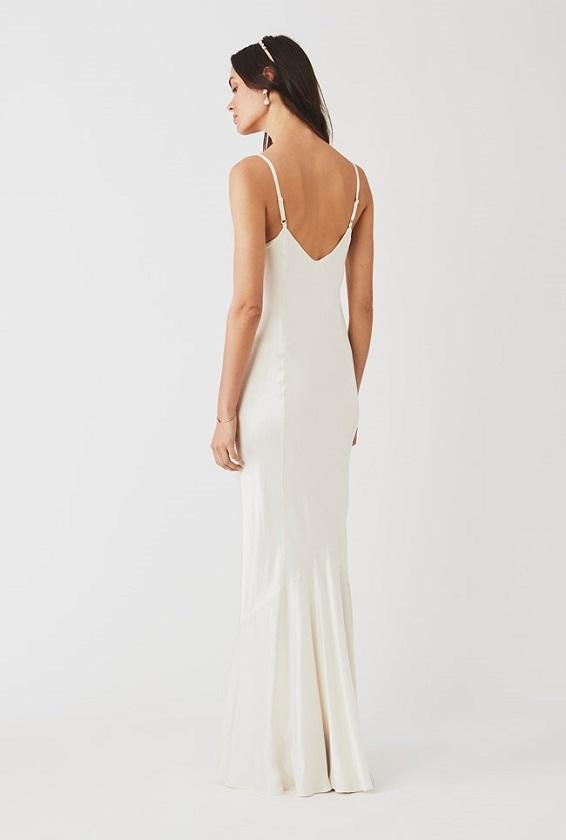 ghost bella slip dress