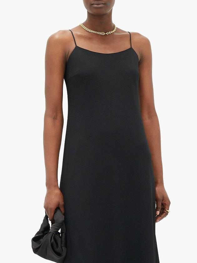 the row slip dress